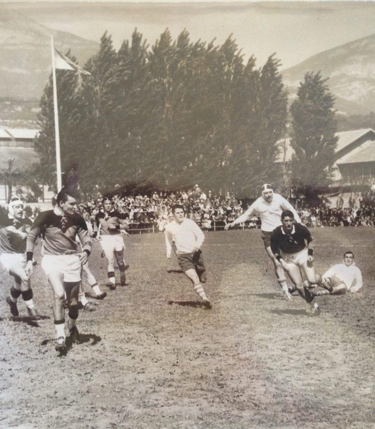En ce temps-là le rugby